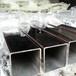 304不锈钢方形管子53x53x0.9mm不锈钢管厂供应