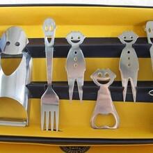 不锈钢餐具套装不锈钢勺子筷子套装西安不锈钢餐具批发图片