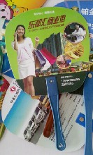 西安礼品广告扇定制西安广告扇设计西安广告扇子厂家定做广告扇图片