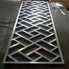 铝方管屏风铝板镂空窗花型材铝窗花