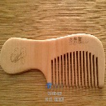 杭州木梳激光雕刻激光打标激光刻字和镭雕加工