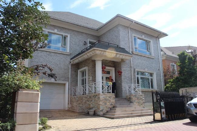 彩铝天沟别墅屋檐排水专用质优价廉美观大气