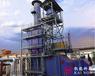1800KW/3500KW立式自然循环发电机组余热锅炉