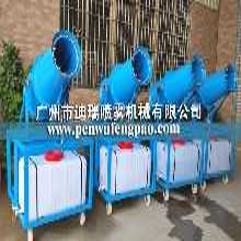 厂家直销手推风送式喷雾机车载雾炮机工地用降尘机环保除尘喷雾设备