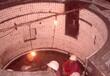 立磨出粉管道耐磨陶瓷施工