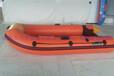 杰世3米充气船游船橡皮艇
