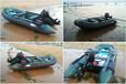充气船PVC双人船钓鱼船充气船充气皮划艇漂流船