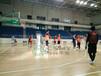专业体育馆、篮球馆中使用的运动木地板是不允许存在裂痕和结疤的