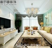一号家居网,家装设计,面对面装饰,装修效果图图片