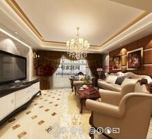 一号家居网,雅居乐国际,装修效果图,新古典风格图片