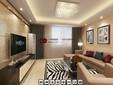 扬州中信泰富嘉境105平方设计效果图-扬州一号家居网-清新简约风