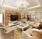 揚州碧水雅苑歐式風格裝修效果圖-揚州一號家居網-130平方裝修設計