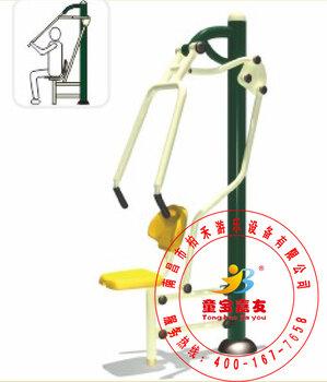 户外健身器材双人组合训练器