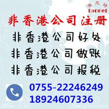 非香港公司注册