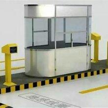 大兴区安装道闸停车场道闸系统安装咨询图片