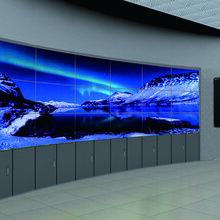 创新维广西老司机工业显示设备,东兴市55寸液晶监视器厂家