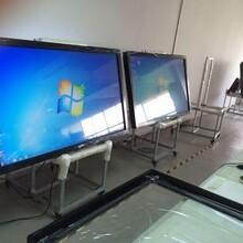 創新維廣西老司機工業顯示設備,橫縣55寸觸控查詢觸摸一體機廠家圖片
