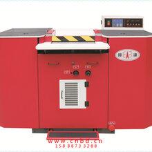 邦达高进度皮革片皮机BD-L420W皮革削薄橡胶削薄回收带刀片皮机图片