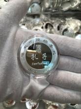 西安纪念币制作_西安纯银纪念章制作西安合金镀银纪念币