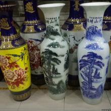 西安青花瓷花瓶销售西安景泰蓝花瓶西安陶瓷花瓶厂家