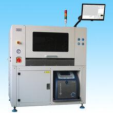 深圳全自动喷码机大字符喷码机PCB激光喷码机图片