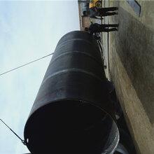 dn800瓦斯抽放螺旋管图片