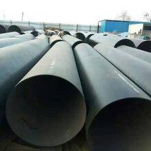 徐州市江泉牌大量现货批发610mm直缝焊管价格图片