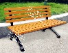 鼓浪屿旅游景区定制特色公园椅厂家直销