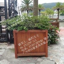 木制花箱价格杭州花园定做花箱新款上市花箱图片