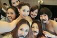 专业跟妆团队打造婚礼最美新娘