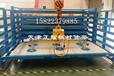 山東東營板材貨架抽屜式鋼板存放架鋁板銅板專用貨架