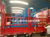 伸縮式懸臂貨架發貨到江蘇無錫宜興解決長料存儲難題
