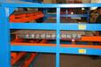北京鋼板貨架抽屜式板材鋁板銅板存放重型抽屜式貨架