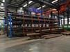 浙江杭州無縫鋼管貨架吊車存放6米9米10米12米15米管材