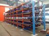 山东济南钢材货架双面同时存放钢材存储量高占地小