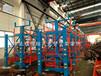 陜西西安伸縮式懸臂貨架存放管材棒料鋼筋軸桿槽角型鋼