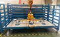 重庆渝北板材货架抽屉式钢板存放架铝板铝板架子
