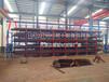 浙江杭州鋼管架子伸縮式多層分類存放占地小存儲量高