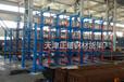 江西贛州鋼材貨架伸縮式結構存放管材圓鋼型材鋼筋槽鋼