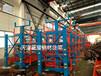 浙江杭州鋼材貨架40噸存儲量占地空間小