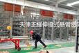 江蘇無錫伸縮懸臂式貨架活動式吊車存放棒料鋼材型材管材
