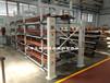 上海青浦銅排貨架伸縮懸臂式銅排架子鋁型材貨架