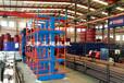 遼寧朝陽管材貨架伸縮式懸臂貨架鋼材擺放架鋁材架子
