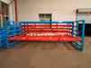 上海長寧板材貨架抽屜式重型貨架鋼板存放架鋁板架子
