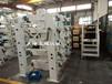 上海浦東伸縮懸臂式貨架銅排擺放架型鋼貨架槽鋼堆放架