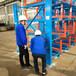 山东济南钢筋货架轴存放架铜排摆放架槽钢重型货架