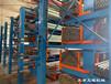 遼寧營口伸縮懸臂貨架鋼管擺放架型材存放架鋼材庫貨架
