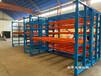 遼寧營口板材貨架臥式鋼板貨架抽屜式重型貨架鋁板擺放架