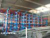 江蘇蘇州型材貨架銅排擺放架槽鋼角鋼重型貨架軸貨架