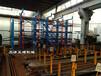 上海虹口鋼材貨架改變廠房雜亂無章存儲量低的難題